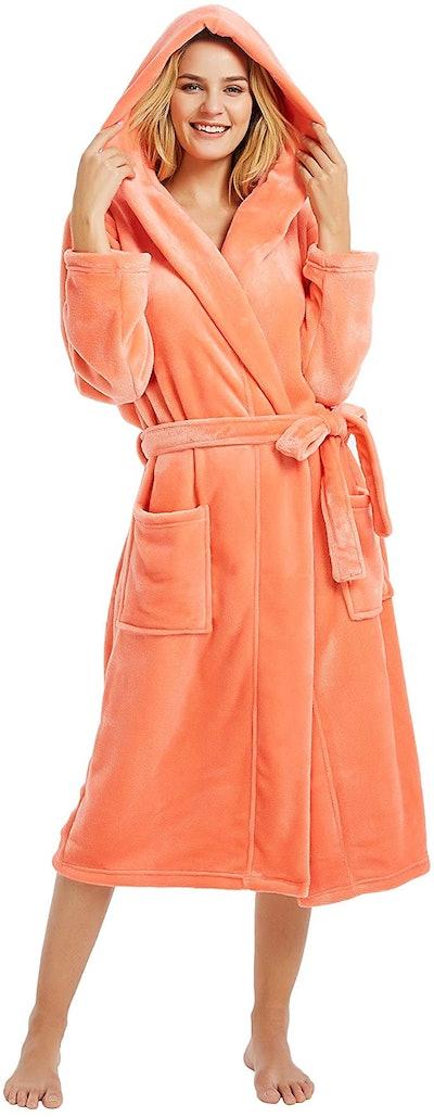HEARTNICE Fleece Robe
