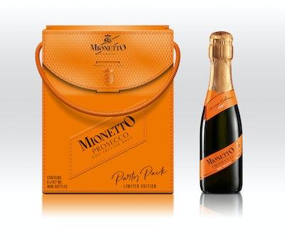 Mionetto Prestige Mini Party 6-Pack