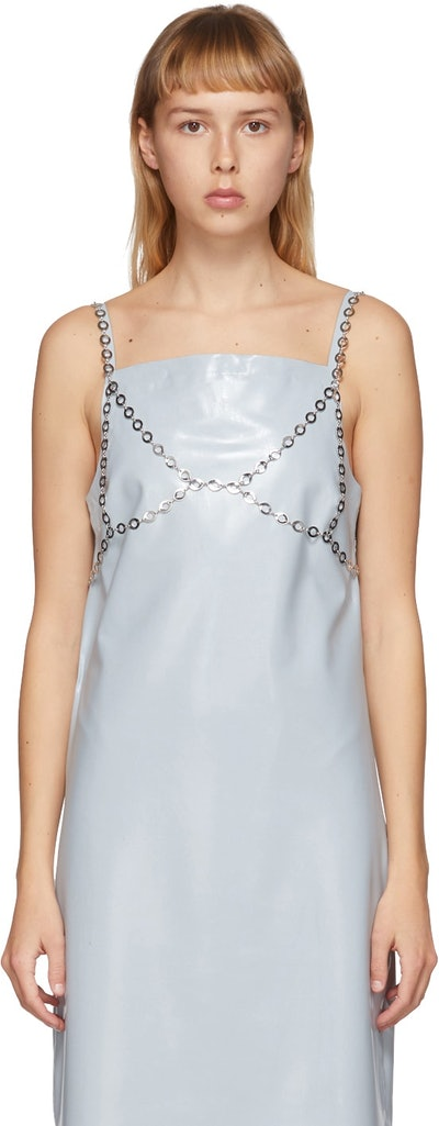 Exclusive Silver Gia Body Chain