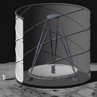Scientists want to build a telescope on the Moon to look at something even older