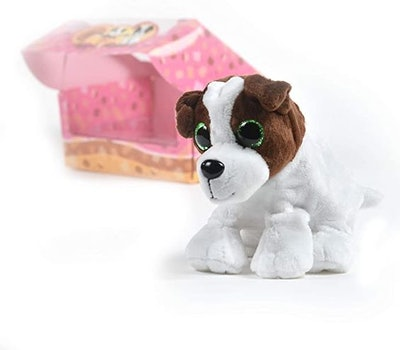Surprise 2-in-1 Transforming Plush Dog to Pastry