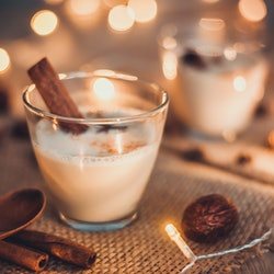Which alcohol goes best with eggnog? We did a taste test.