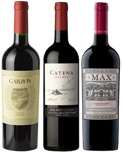 South American Wine Tasting Set
