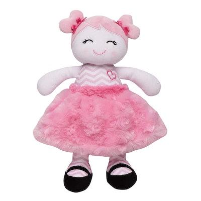 Baby Starters Plush Snuggle Buddy Baby Doll