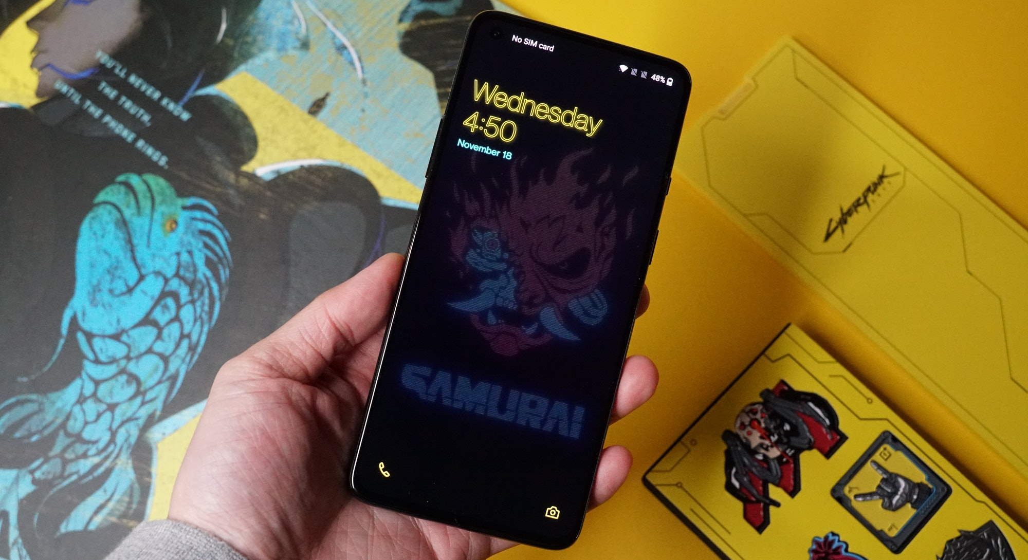 OnePlus 8T Cyberpunk 2077 review