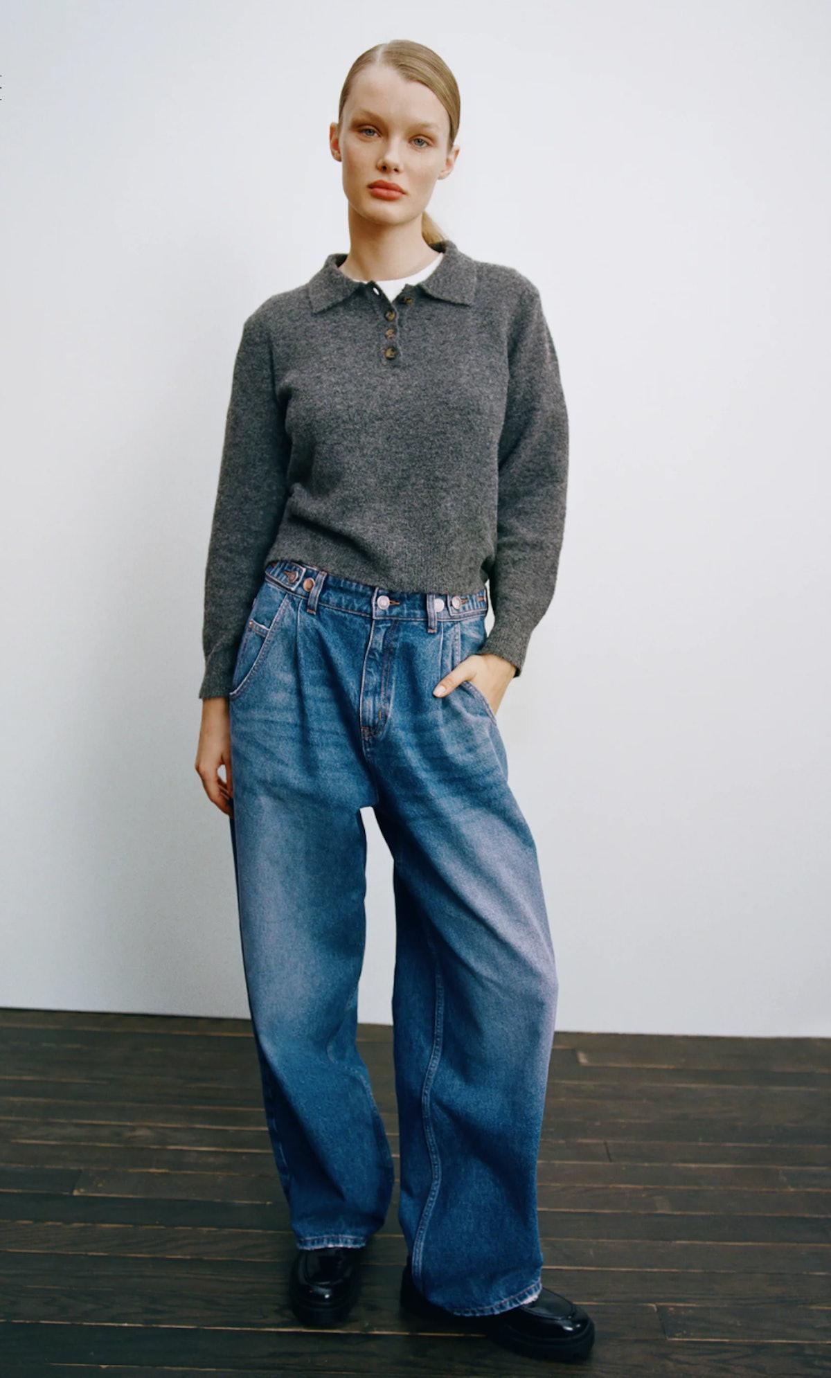 Z1975 Wide Leg Jeans