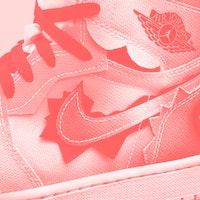 J Balvin's rainbow, DIY Air Jordan 1 sneaker drops in December