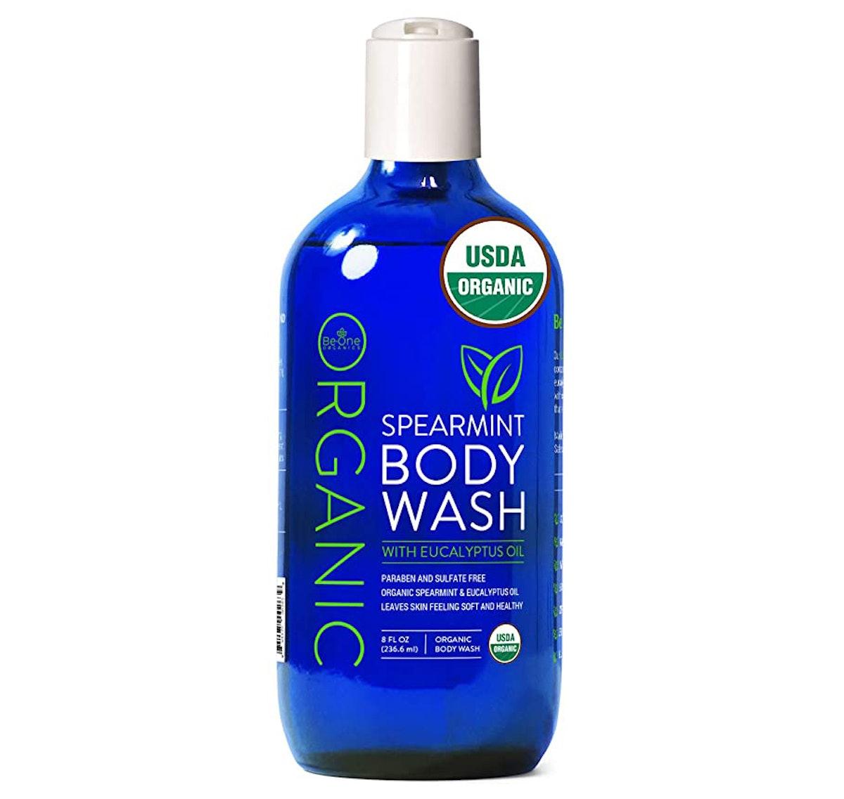 Be-One Organic Spearmint Body Wash