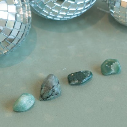 Tumbled Green Aventurine