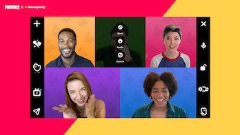Fortnite Houseparty promo image