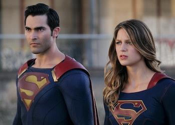 Supergirl Tyler Hoechlin Superman