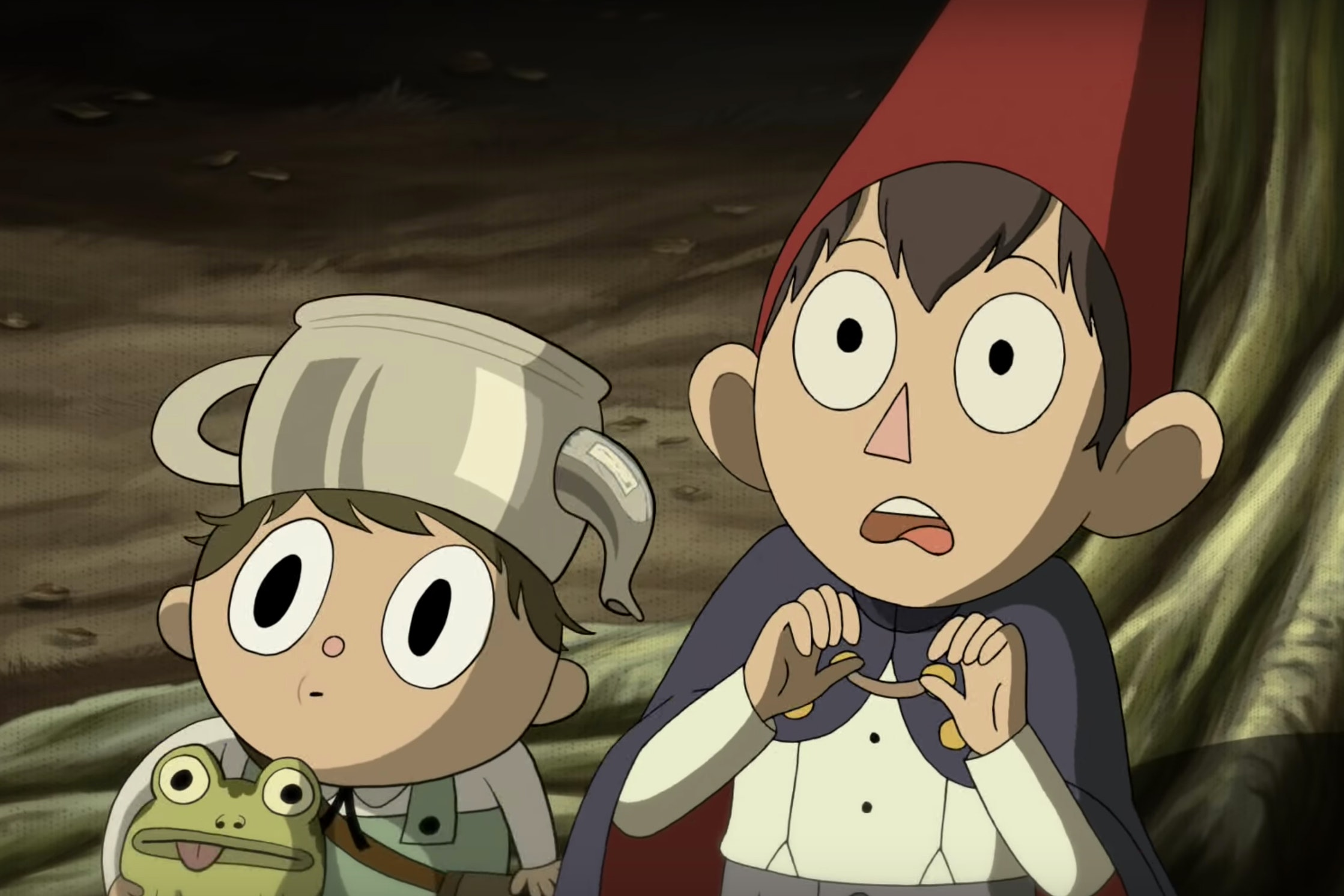 Over The Garden Wall Creator Planning A Spiritual Successor To His Cult Classic