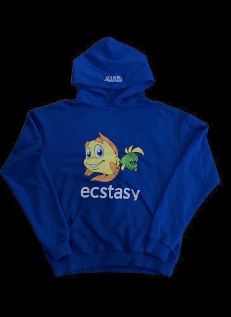 Vetememes Ecstasy Fish Hoodie