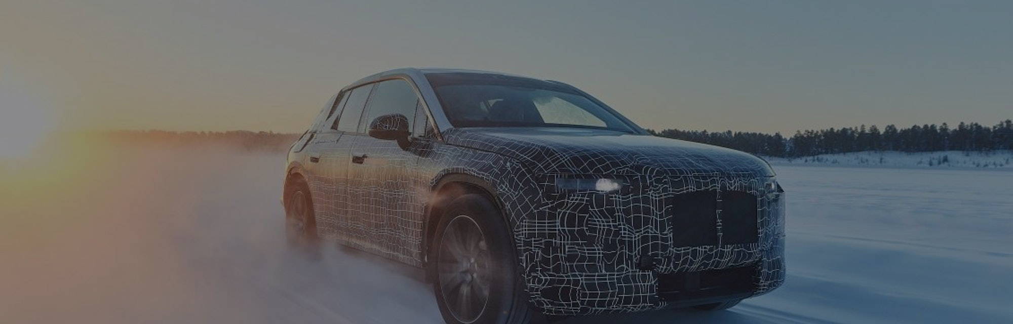 BMW iNext will be the automaker's answer to Tesla's Model Y.
