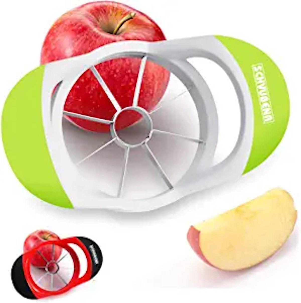 SCHVUBENR Professional Apple Slicer (3.5 Inch)