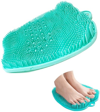 Mwellewm Shower Foot Scrubber Massager