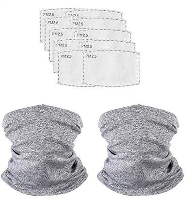 AlpsWolf Neck Gaiter Face Mask With PM2.5 Filters