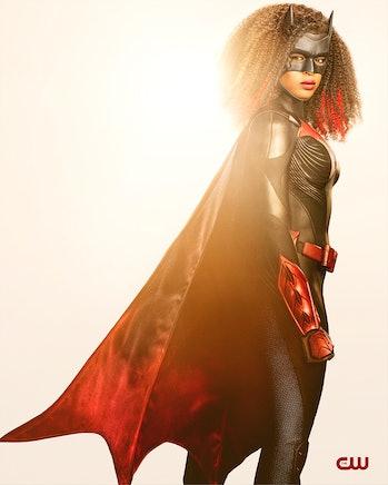 batwoman season 2 posters new batsuit