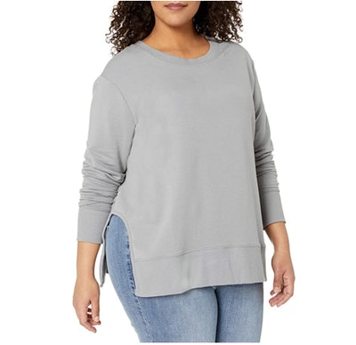 Daily Ritual Plus-Size Pullover