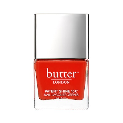 butter LONDON Patent Shine 10X Nail Lacquer in Smashing