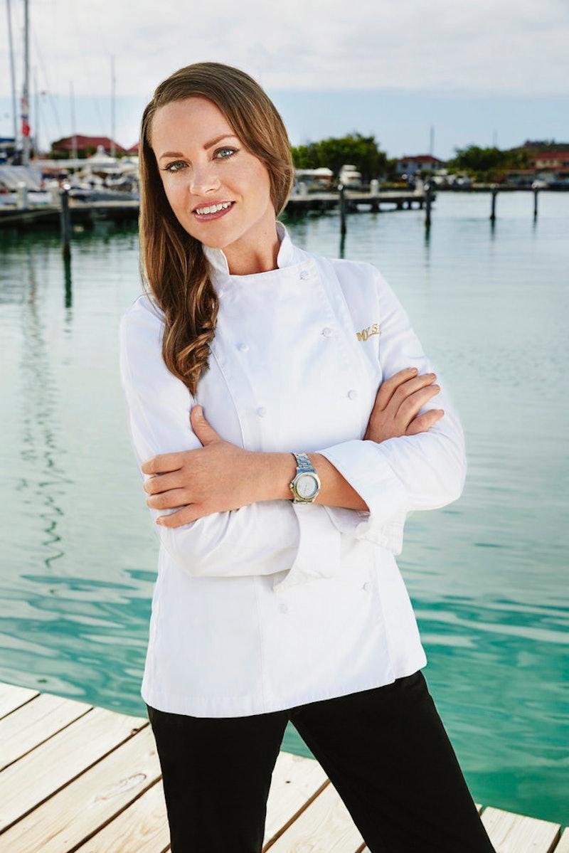Rachel Hargrove from 'Below Deck' Season 8 via Bravo's press site