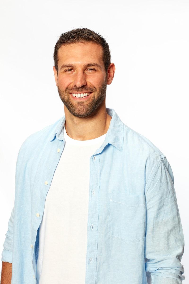 Jason Foster from Season 16 of 'The Bachelorette' via ABC Press Site