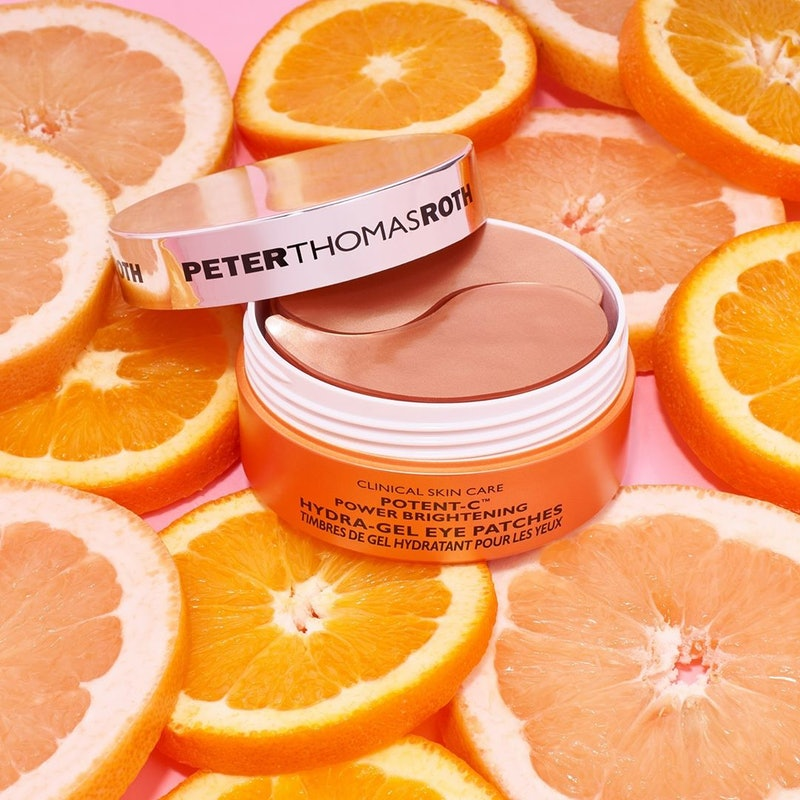 Peter Thomas Roth just launched new eye gels with vitamin C.
