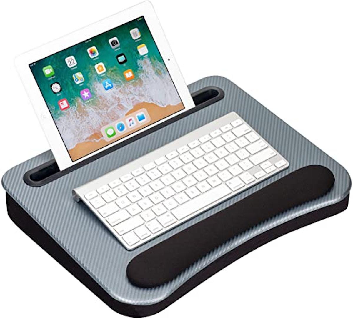 LapGear Smart-e Memory Foam Lap Desk