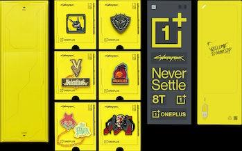 'Cyberpunk 2077' OnePlus 8T