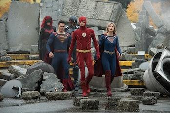 Superman Crisis on Infinite Earths 2019