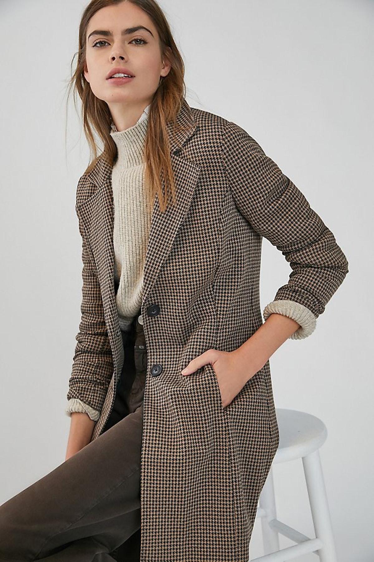Sigrid Longline Blazer