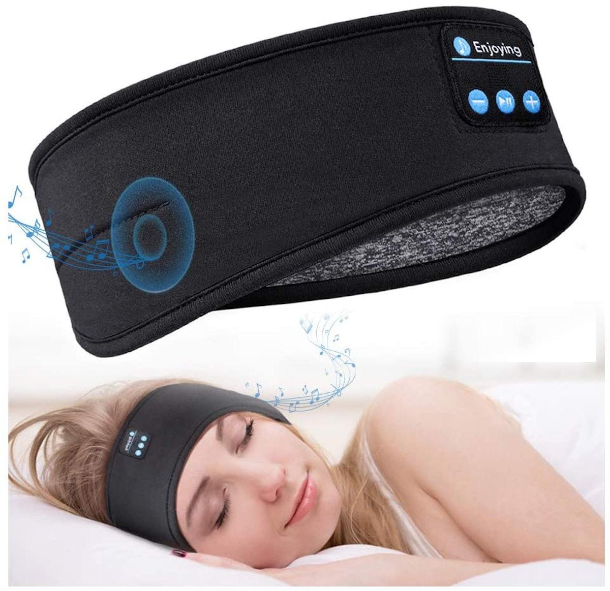 Sleep Headphones Bluetooth 5.0
