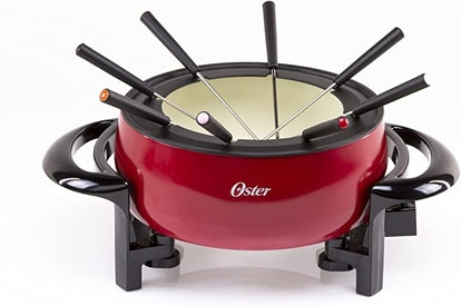 Oster Titanium Infused DuraCeramic Fondue Pot (3-Quart)