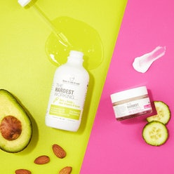 CURLS' new The Hardest Working Collection is part hair care, part skin care