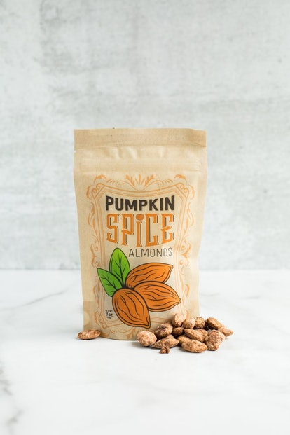 Kettle-Cooked Pumpkin Spice Almonds | Five 3-Ounce Bags