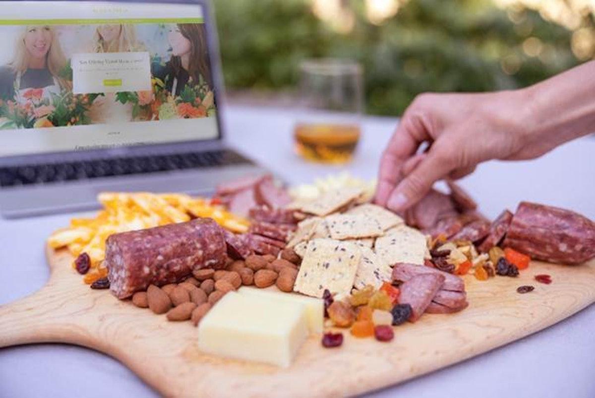 Cheese & Charcuterie Board Workshop