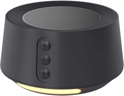 Letsfit White Noise Machine with Adjustable Night Light