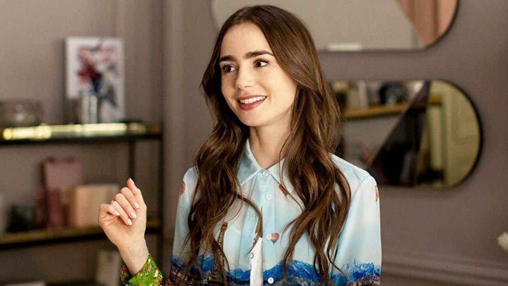 Lily Collins responded to the 'Emily in Paris' criticism.