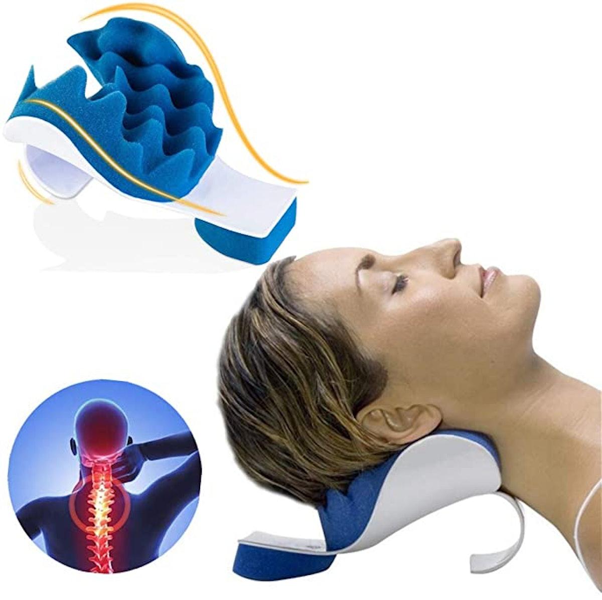 Zabrina Chiropractic Neck Pillow