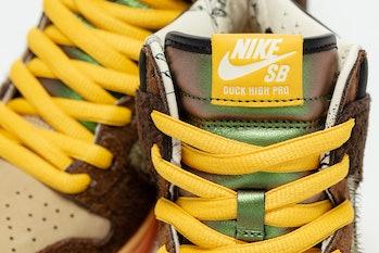Concepts Nike SB Dunk High Pro Turdunken