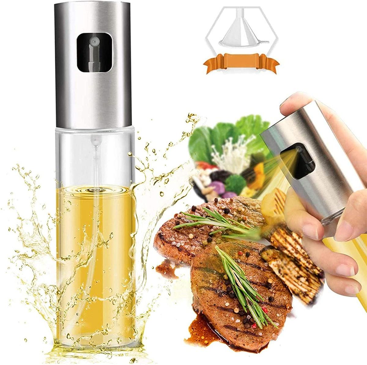 PUZMUG Olive Oil Sprayer Dispenser