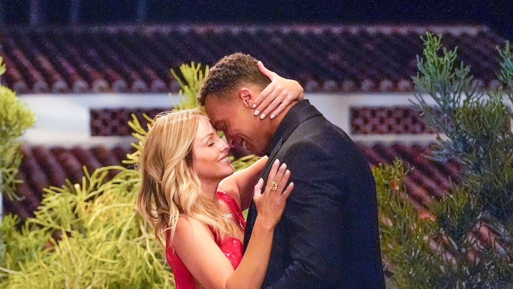 Clare and Dale on 'The Bachelorette'