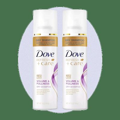 Volume & Fullness Dry Shampoo Set