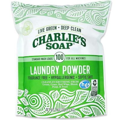 Charlie's Soap Laundry Powder, 2.64 Pounds