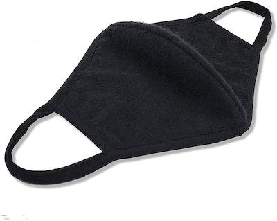 BasicList Fleece Face Mask