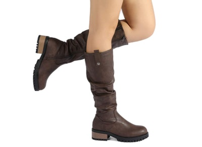 DREAM PAIRS Knee High Boots