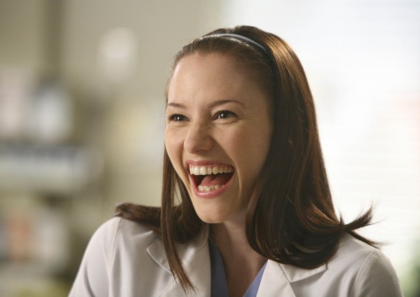 Chyler Leigh as Lexie Grey in 'Grey's Anatomy.'