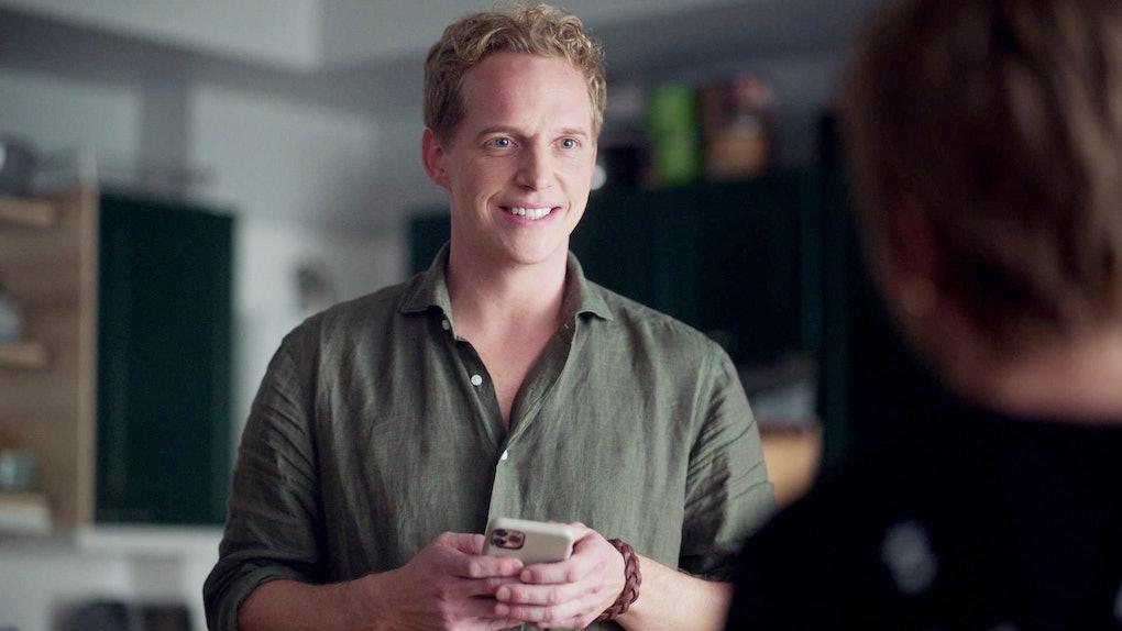 Jamie (Chris Geere) in 'A Million Little Things'