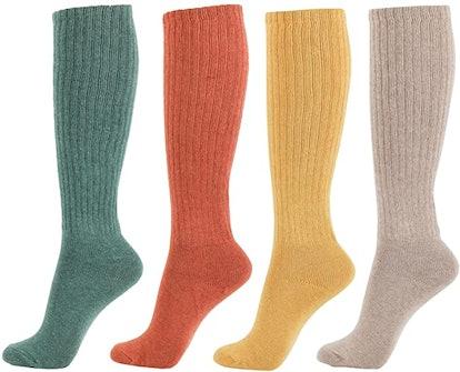 WOWFOOT Knee Slouch Socks