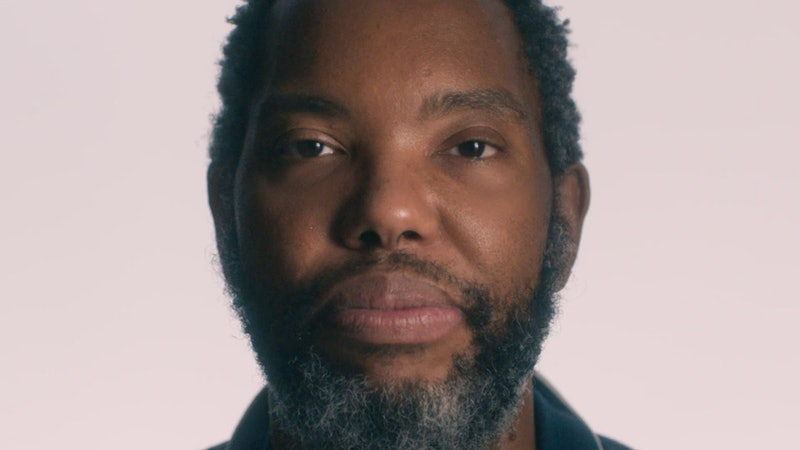Ta-Nehisi Coates in 'Between the World and Me'